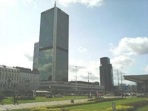 Organizujemy szkolenia i kursy w centrach miast. Warszawa, Centrum LIM, budynek Hotelu Marriott.